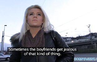 Grausame porno video reife frauen Blondine in Strümpfen