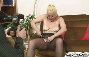 Junges Mädchen und ein video mit reifen frauen Orgasmus