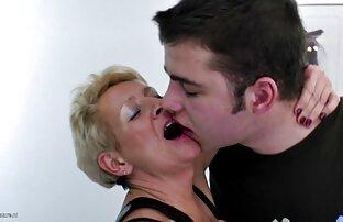Blondine mit blauen Augen, deutsche reife porno blowjob, großer Schwanz,